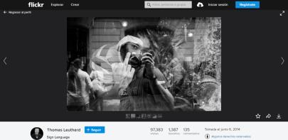 DN es una plataforma exclusiva para el foto-documentalismo social. Cualquiera puede publicar, pero los ensayos deben pasar por un filtro de calidad y pertinencia.